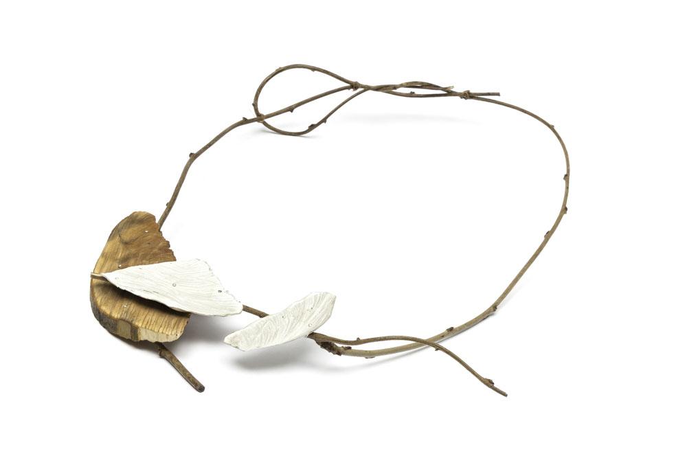 Liliana del Río - Collar Feridas