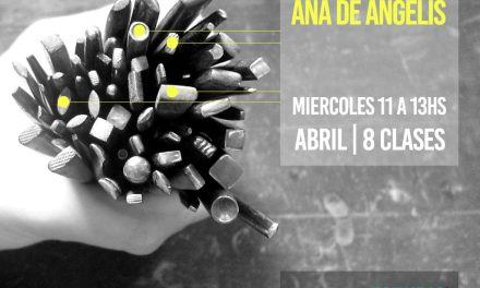 Talleres de abril en Estudio Joya (Saavedra)