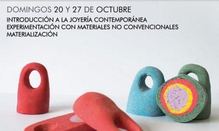 Workshop: Nuevos mundos – Estudio Joya