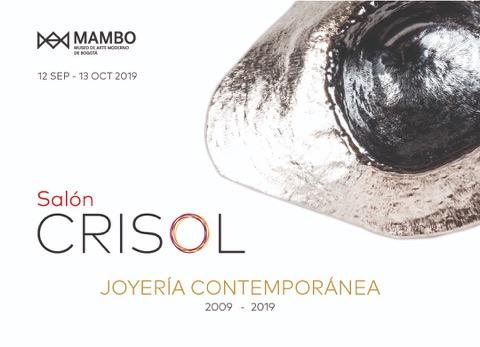 Salón Crisol, diez años de joyería contemporánea (Colombia)