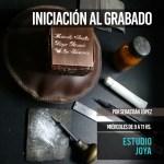 Iniciación al grabado, a cargo de Sebastián López