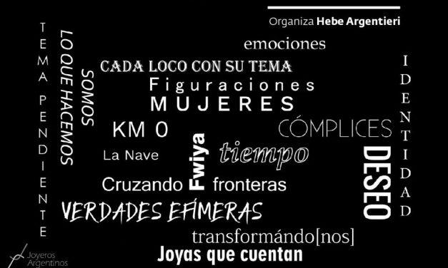 Travesías en Mercedes: itinerancia de la expo de joyería argentina