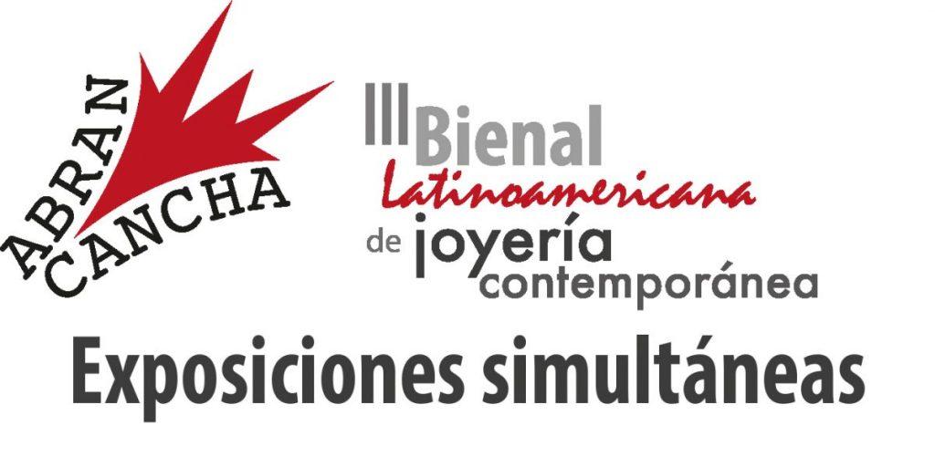 Convocatoria a Exposiciones simultáneas - Bienal 2021