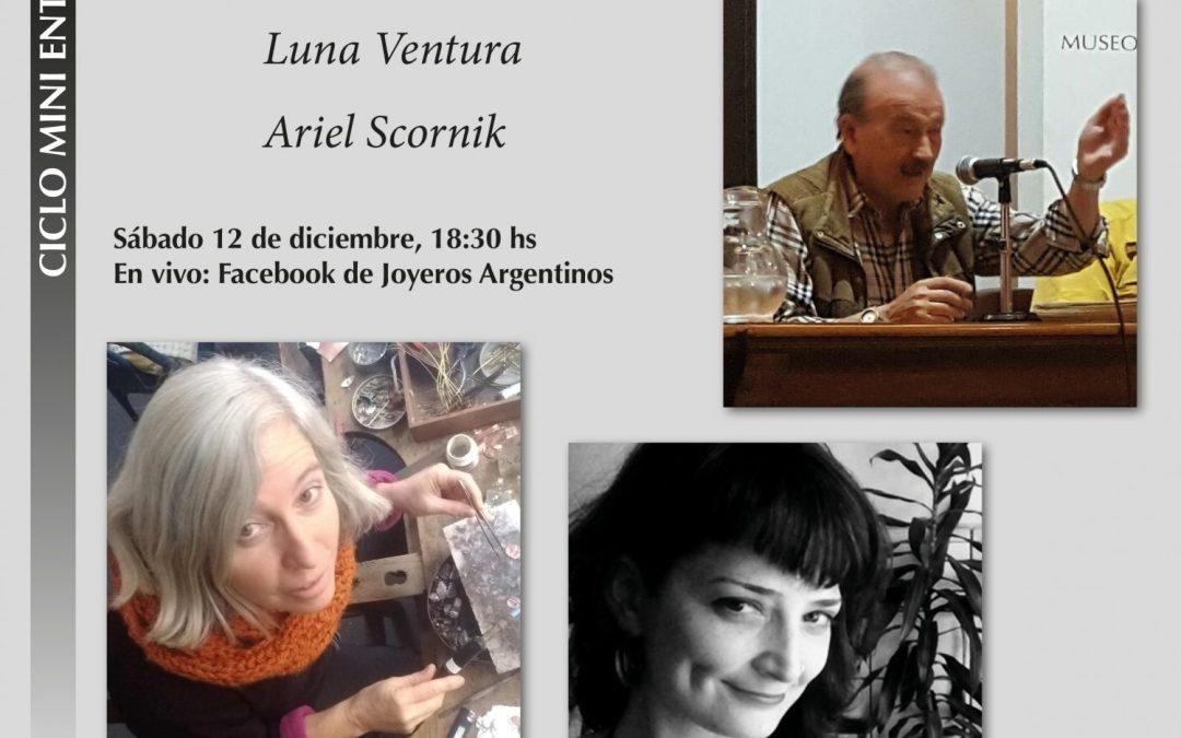 Toman la palabra: Vicky Biagiola, Luna Ventura y Ariel Scornik