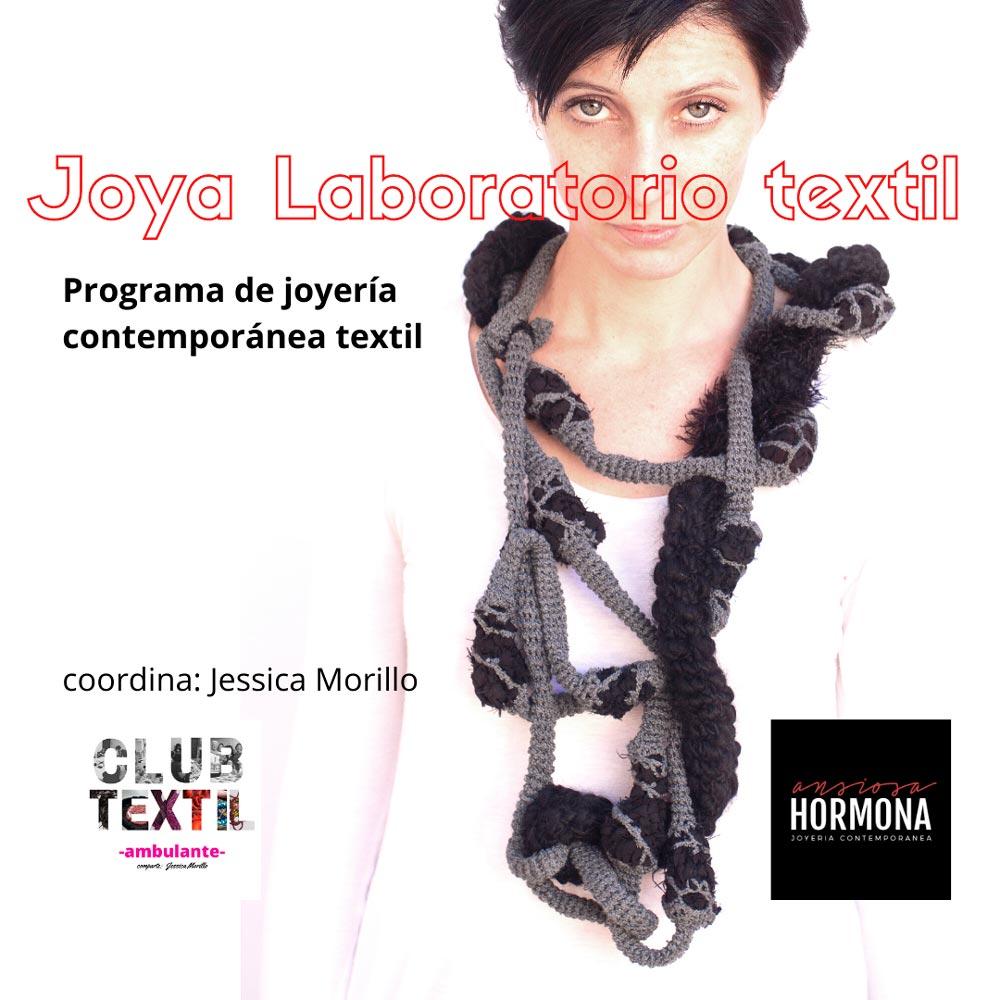 Programa joyería textil