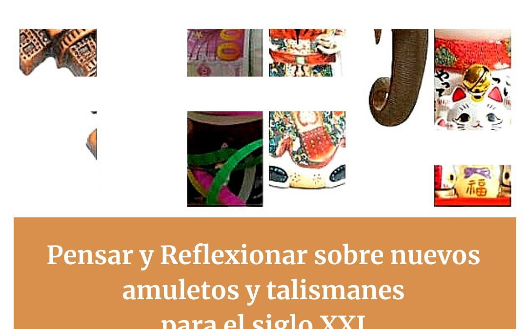 Grupo de estudio «Amuletos y talismanes del siglo XXI» conducido por Roberto Galván