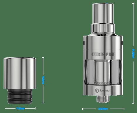 CUBIS Pro Atomizer