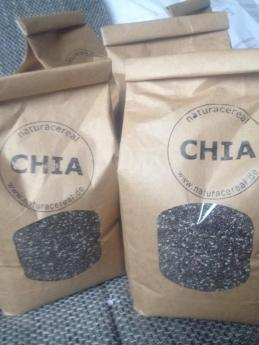 Chia Samen - Weihnachtsgeschenkidee
