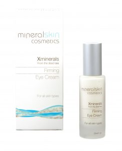 Xminerals Firming Eye Cream + Box