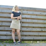 Zomer outfit – Een nieuw rokje