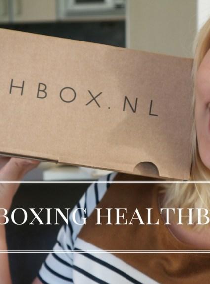 Unboxing Healthbox Oktober | VIDEO