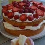 Recept: Naked cake
