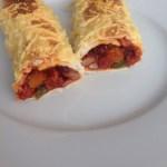 Recept | Wraps met chorizo en gehakt
