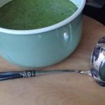 Challenge | Dag 1 Broccoli/Courgette soep