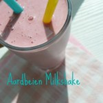 Recept | Aardbeien milkshake