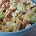Recept | Pastasalade beenham honing mosterd