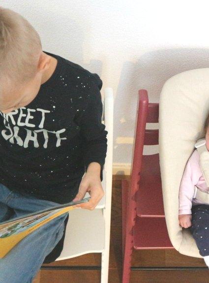 Musthave – Stokke TrippTrapp + Newborn set