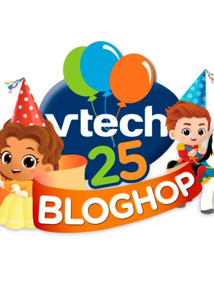 25 jaar VTech Bloghop   Win VTech Baby Spiegel Speelpaneel