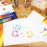 Kunstwerken van je kinderen bewaren
