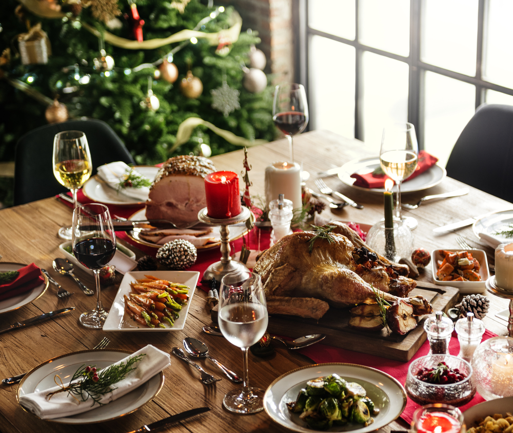 Tips voor een geslaagd kerstdiner met kids | Advent of Joy