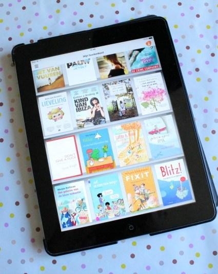 Lezen tijdens de vakantie met de VakantieBieb