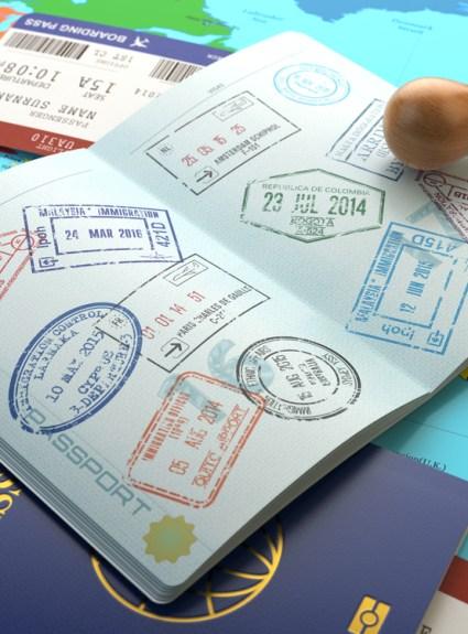 Op reis? Vergeet niet de juiste documenten
