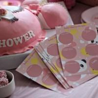 Babyshower invulkaarten + GRATIS printable