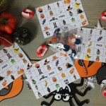 Halloween bingo || GRATIS PRINTABLE