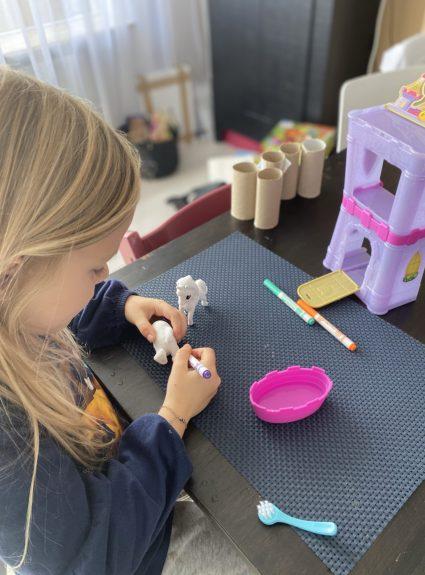 Washimals kasteel set | Review
