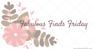 Fabulous Finds Friday - Find deals, freebies, bargains,, and more!