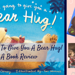I'm Going To Give You A Bear Hug - A Book Review
