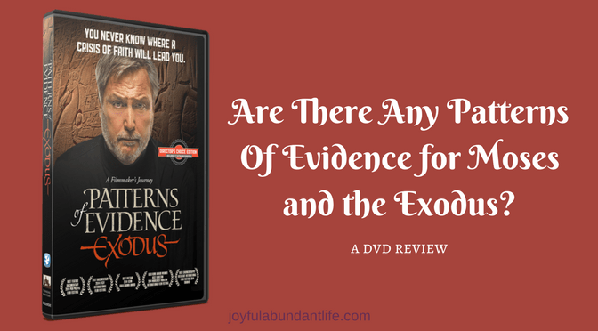 Are There Any Patterns Of Evidence for Moses and the Exodus?