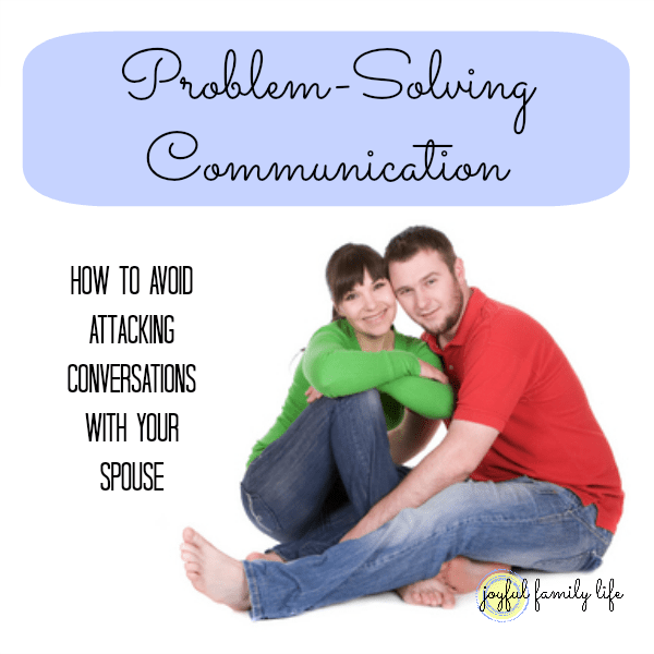 Problem Solving Communication