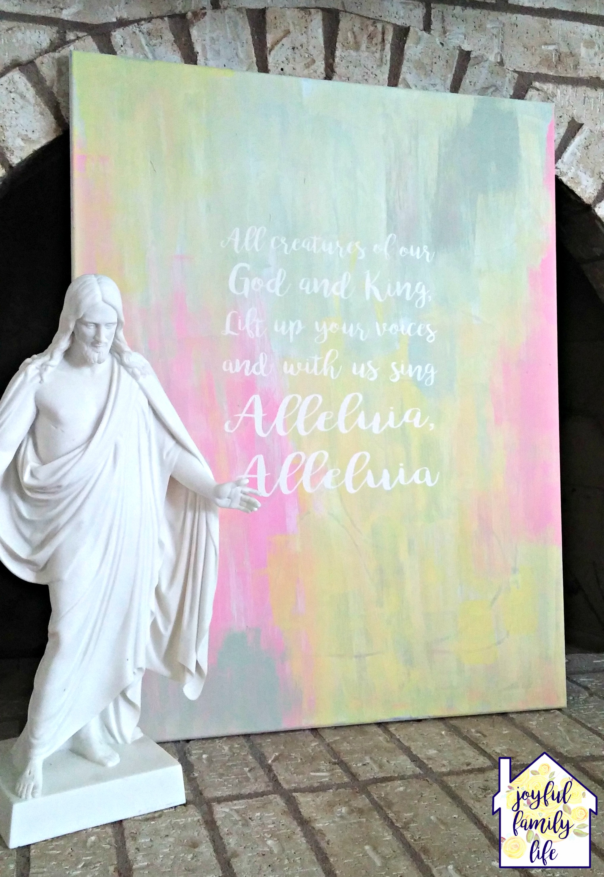 Alleluia – It's an Easter Giveaway