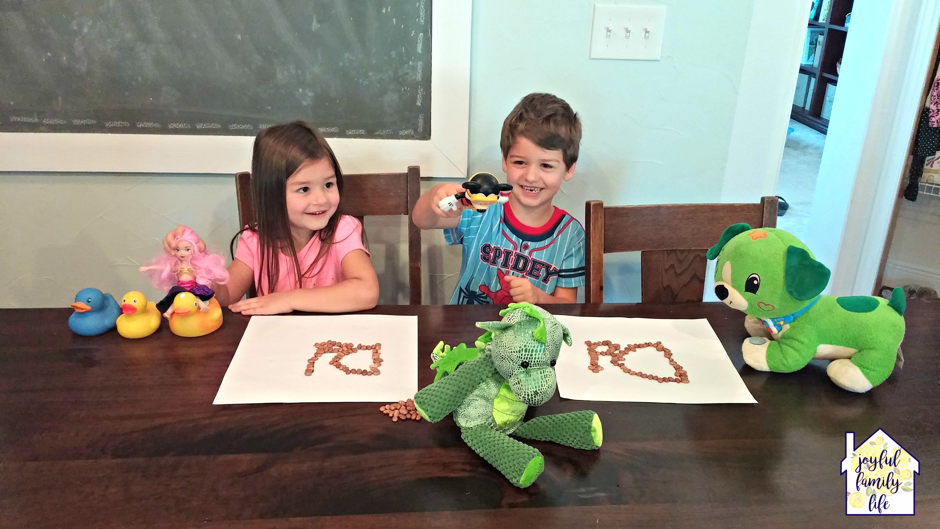 """Summer Boredom Busters – the Letter """"D"""""""