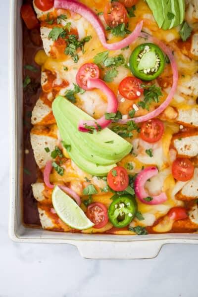 the ultimate beef enchiladas recipe