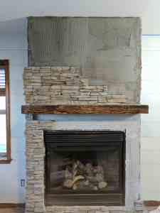 The Tale of an Ugly Fireplace (Makeover Edition)