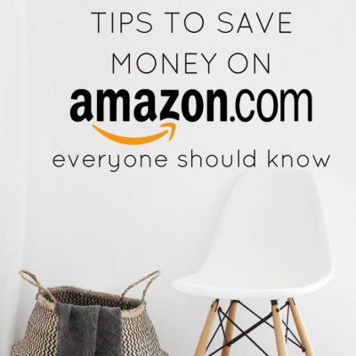 10 Tips to Save Money on Amazon