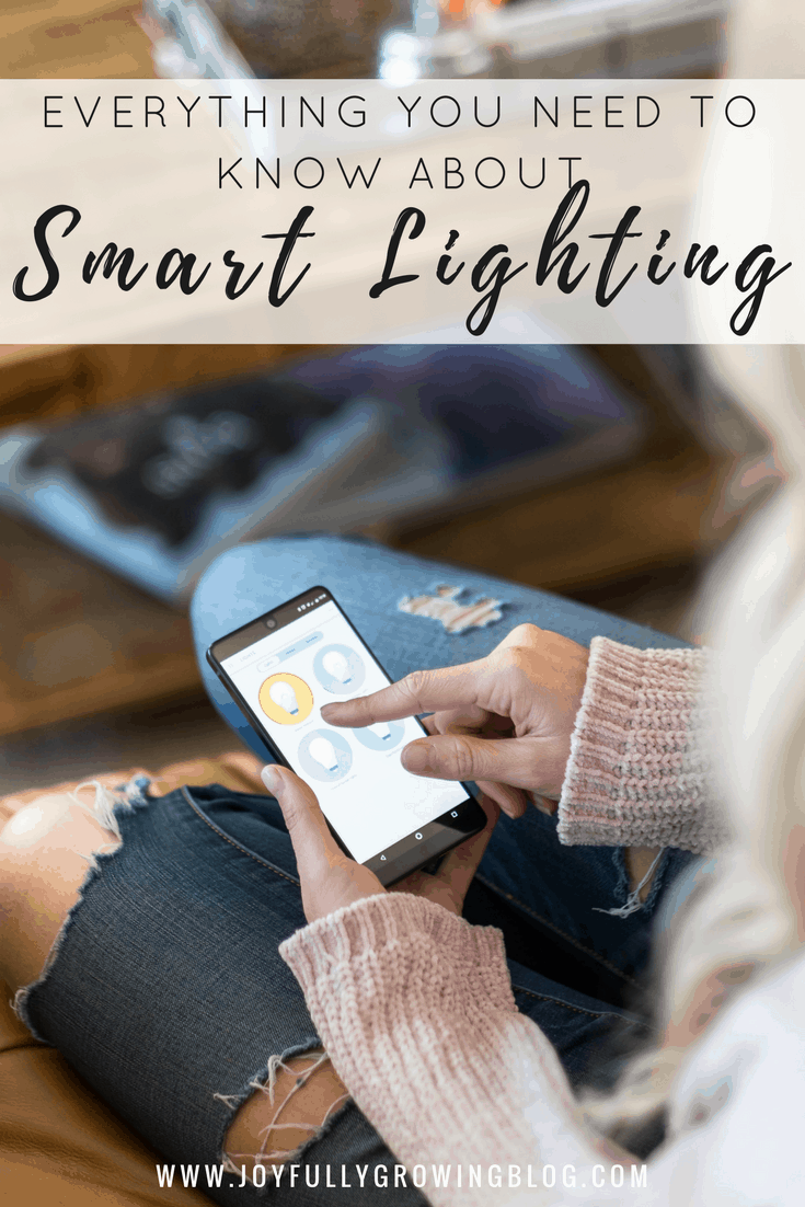 Ultimate Guide to Smart Lighting - Why you need smart lighting in your home, and how to easily set it up!