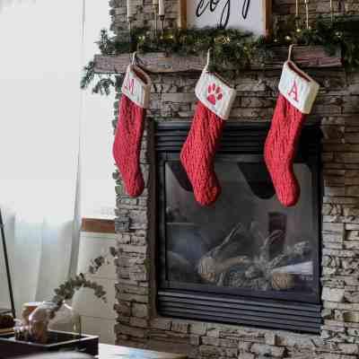 Cozy Christmas House Tour
