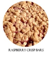raspberry crisp bars (2)