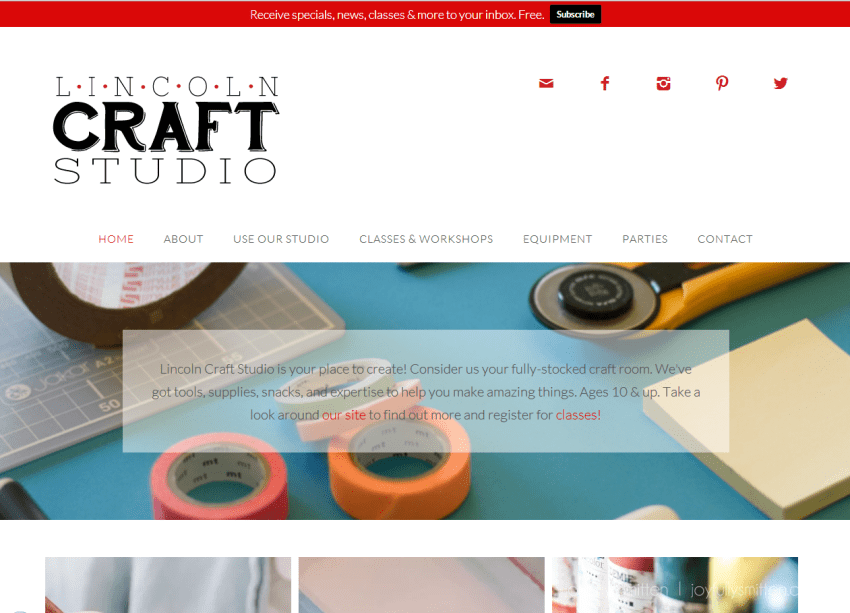 lincoln craft
