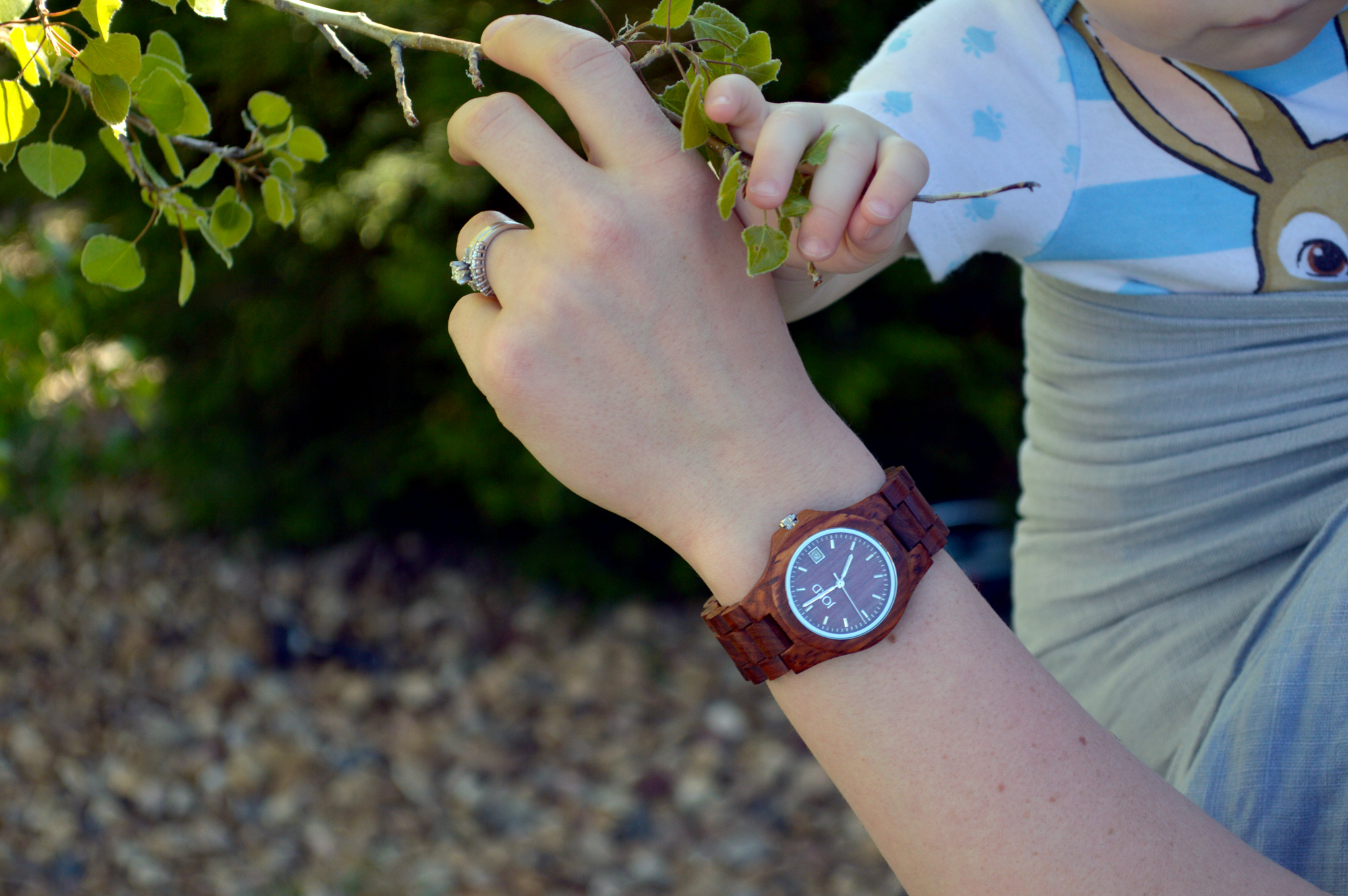 Give the gift of time! JORD wooden watches are the perfect Fathers day gifts
