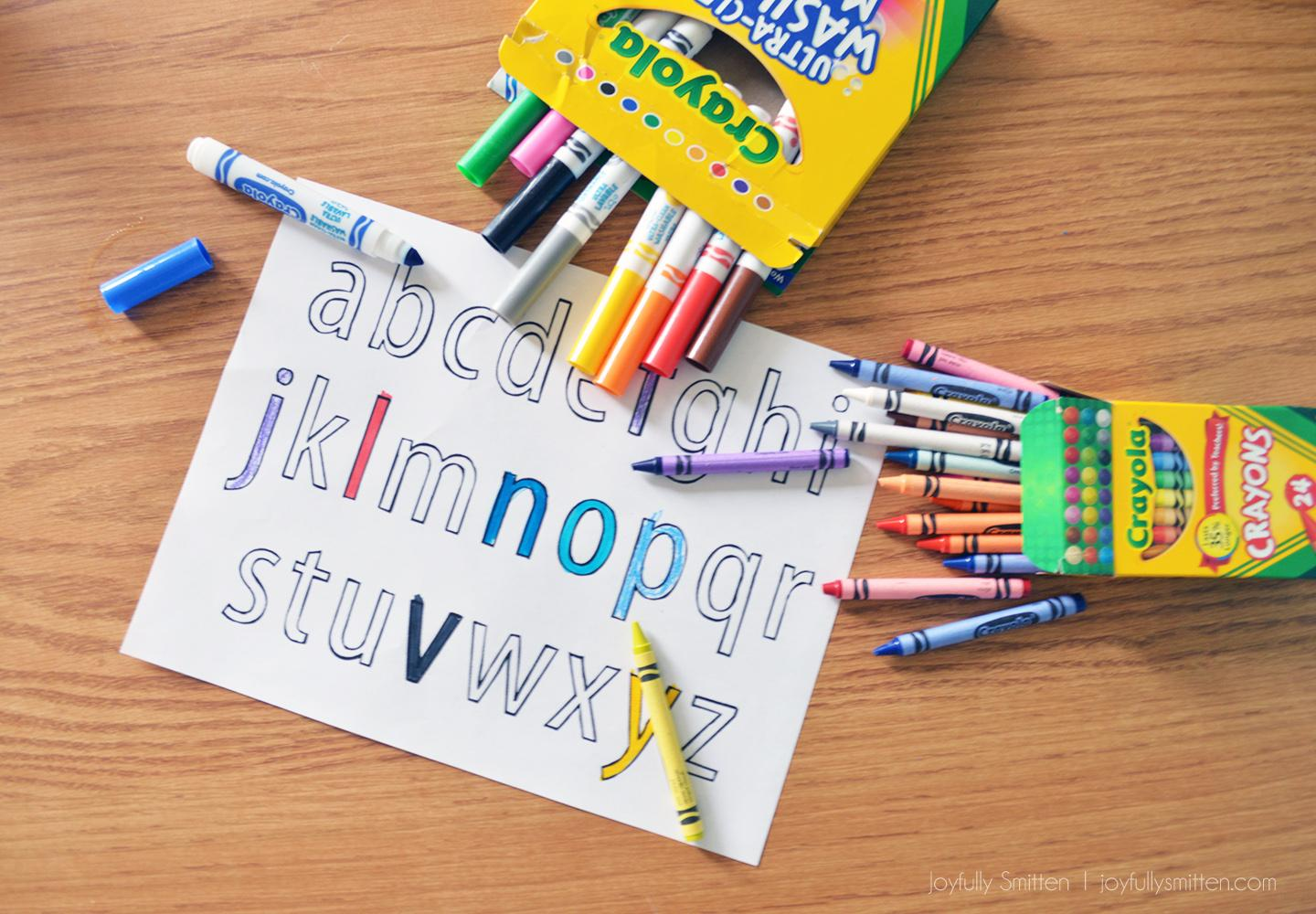 Crayola ClassicsMake Learning and Back to School even more fun with the fun new products that Crayola offers that are perfect for the school year!