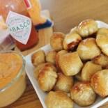 Soft Pretzel Bites : In The Bread Machine