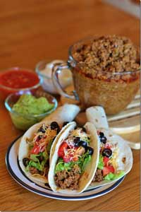 Cinco de Mayo Recipes - Secret Recipe Taco Filling