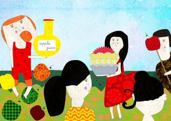 Illustration by Petra Panfilova