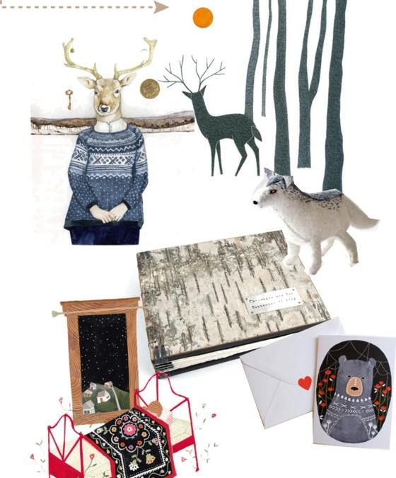 A Folk Fantasy Winter