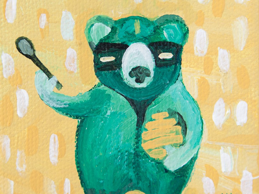 the big MINI Art Marathon: BEARS