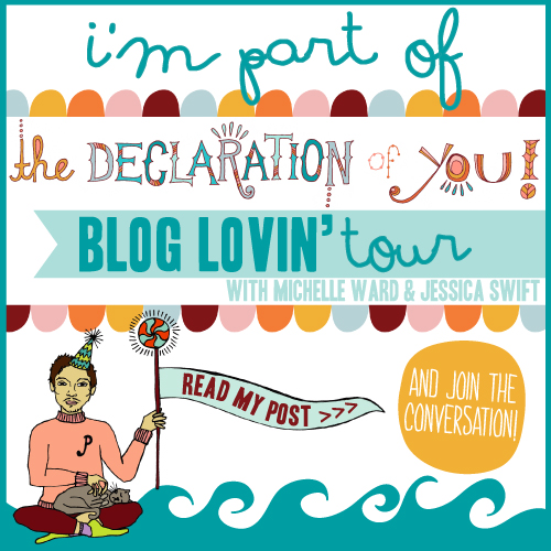 The Declaration of You Jessica Swift and Michelle Ward Blog Tour